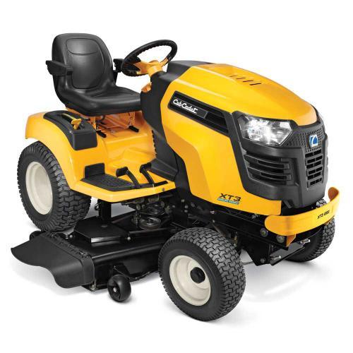 XT3 GSE Cub Cadet Garden Tractor