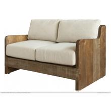 See Details - Love Seat w/ Arms