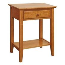 Sedona 1 Drawer Nightstand