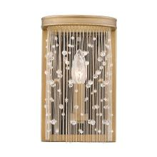 Marilyn Wall Sconce,Crystal Strands