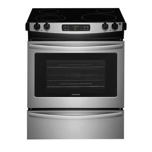 Frigidaire30'' Slide-In Electric Range