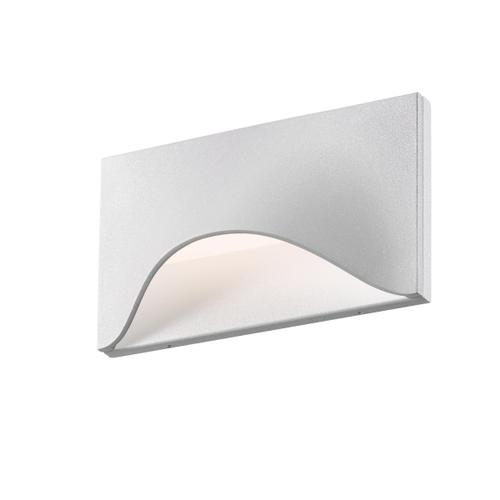 Sonneman - A Way of Light - Tides Low LED Sconce [Color/Finish=Textured White]