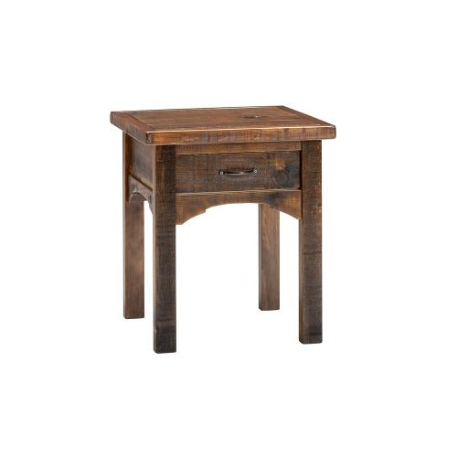 Green Gables Furniture - Woodland Park 1 Drawer Nightstand