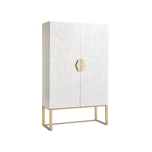 Opaline Bar Cabinet