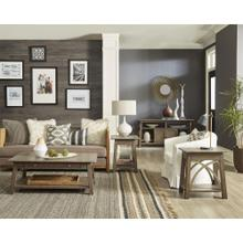 See Details - Helmsley - Coffee Table - Brushed Auburn Finish
