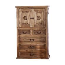 Mansion Door Chest - Texas Star