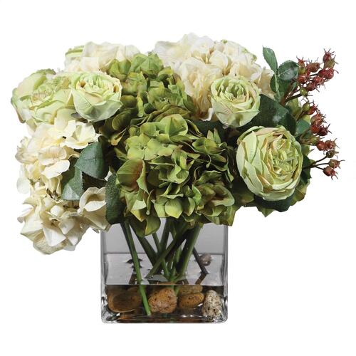 Uttermost - Cecily Hydrangea Bouquet