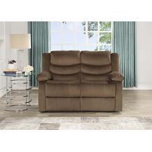 8016 Suede Loveseat