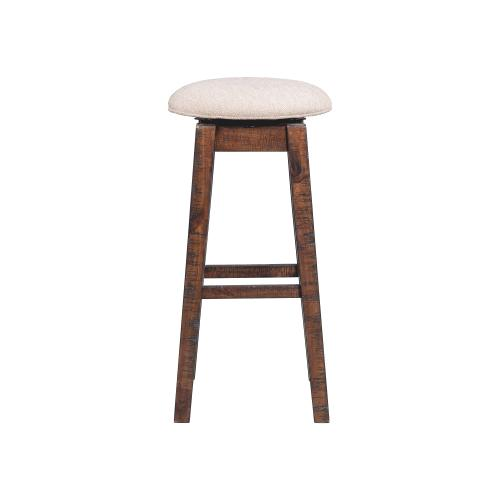 "Product Image - Jax 30"" Swivel Backless Bar Stool Set"