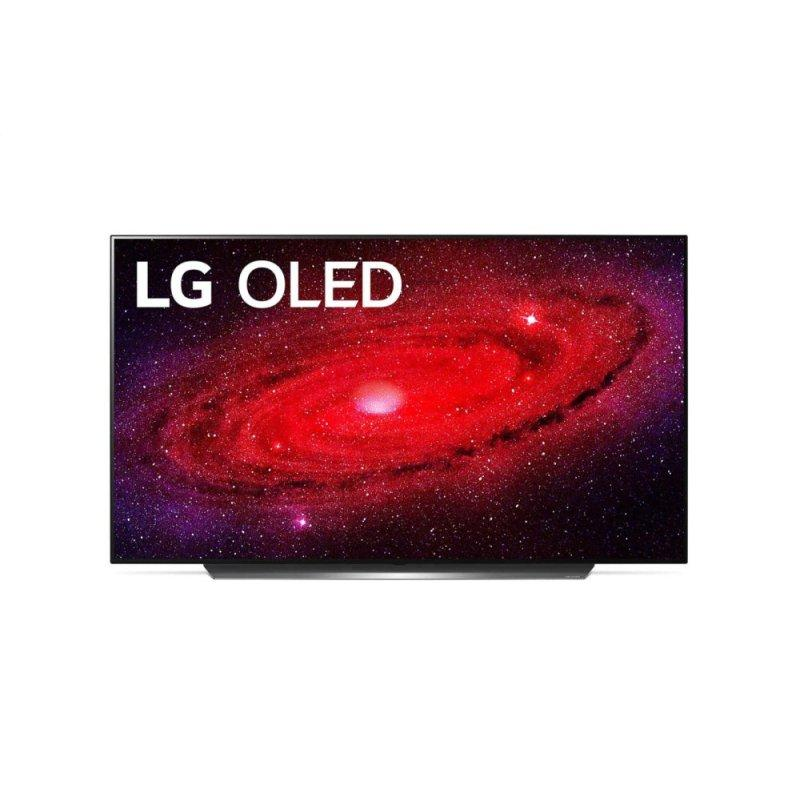LG CX 55 inch Class 4K Smart OLED TV w/ AI ThinQ® (54.6'' Diag)