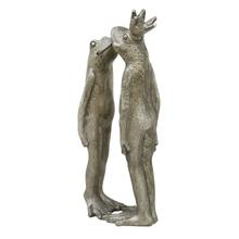 See Details - Kissing Frogs Figurine