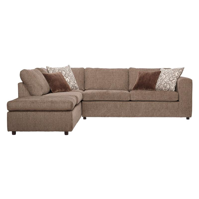 View Product - Angora Tabby 2 Pc Sectional