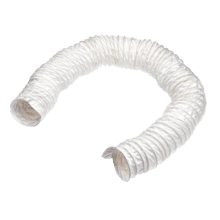 Flexible hose LW 102mm - Vent ducting For venting tumble dryers.