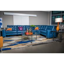 See Details - Hudson Tufted Reclining Sofa - American Leather