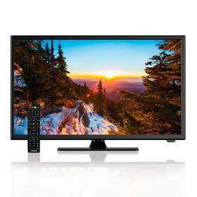 "22"" 1080p LED HDTV 12V Car Cord Technology VGA/HDMI/USB Inputs Built-in DVD Player - TVD1805-22"