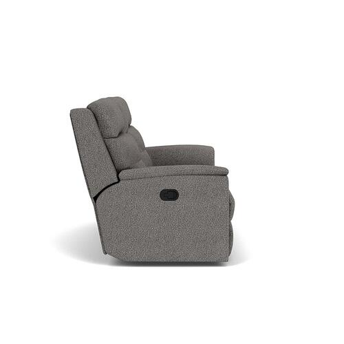 Mason Reclining Loveseat with Console