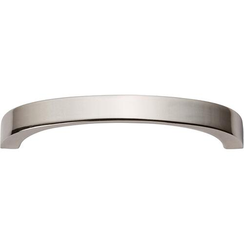 Tableau Curved Pull 3 Inch (c-c) - Polished Nickel