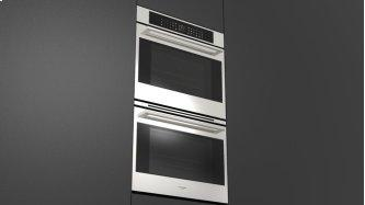 """30"""" Touch Control Double Oven - Stainless Steel"""
