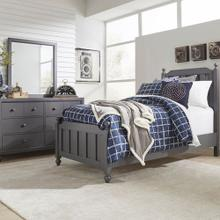 Product Image - Twin Panel Bed, Dresser & Mirror