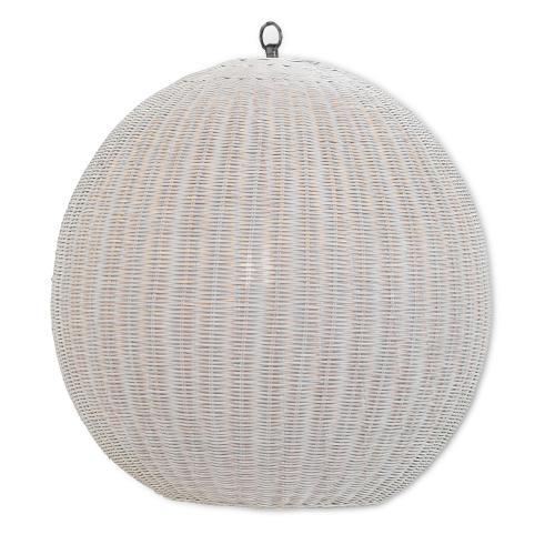 Gallery - Ball Rattan Pendant