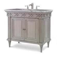 See Details - Seville Sink Chest