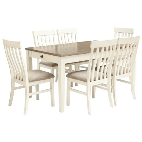 7-piece Dining Room Package
