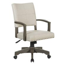 See Details - Santina Bankers Chair