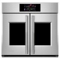 """Monogram 30"""" Smart French-Door Electric Convection Single Wall Oven Statement Collection"""