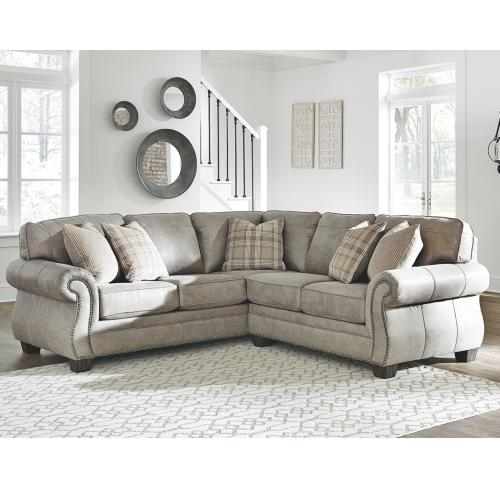 Olsberg 2-piece Sectional