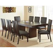 Antonio Gray 5 Piece Set(Table & 4 Side Chairs)