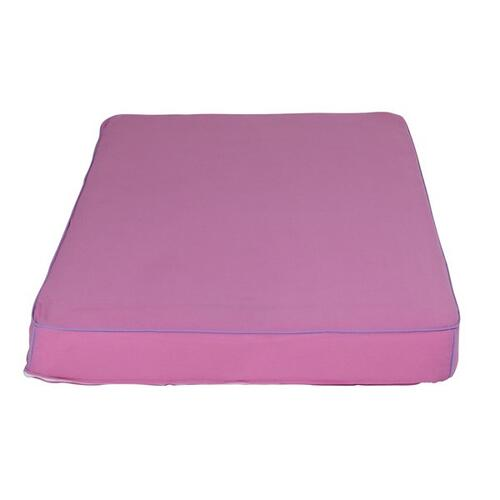 Mattress Cover (Twin) : Hot Pink/Purple