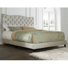 Marilyn King Bed, Gold