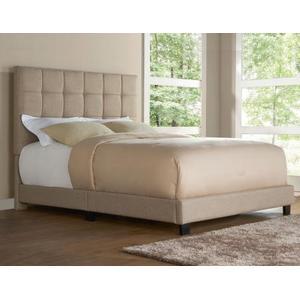 Brooklyn Queen Bed, Sand