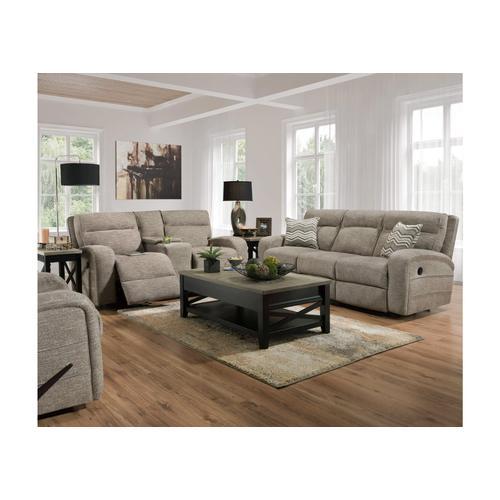 Lane Home Furnishings - 57002 Leeds Power Reclining Sofa