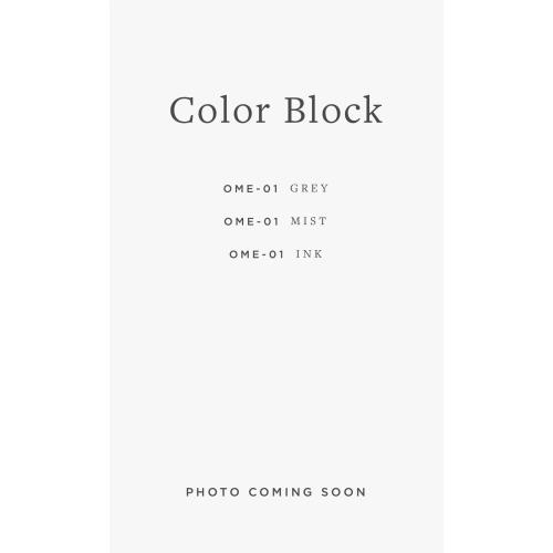 OME-01 Color Block / 01