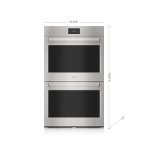 """Wolf30"""" E Series Professional Built-In Double Oven"""