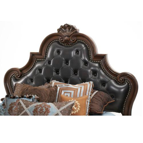 Cal. King Mansion Bed