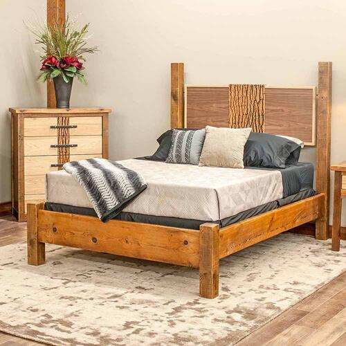 Mendocino Bed - King Headboard Only