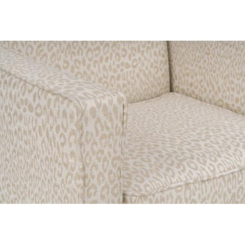 Gallery - Ellison Upholstered Swivel Accent Chair, Neutral