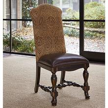 Aspen Side Chair - Antique Ebony