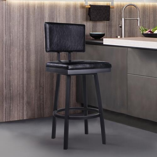 "Armen Living Balboa 26"" Counter Height Barstool"