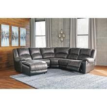 Nantahala Left-arm Facing Corner Chaise
