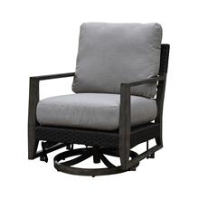 Cedarbrook Deep Seating Swivel Rocker