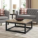 Attune Coffee Table in Brown Product Image