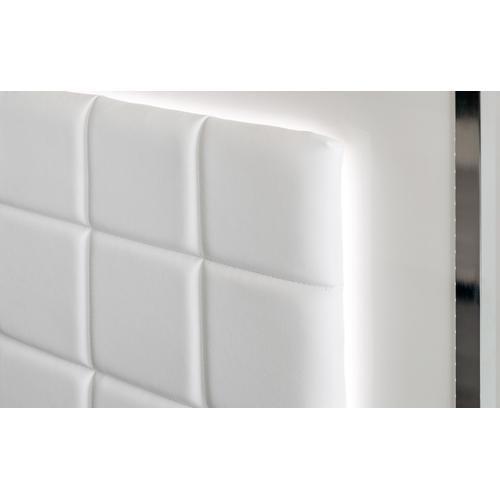 Modrest San Marino Modern White Bedroom Set