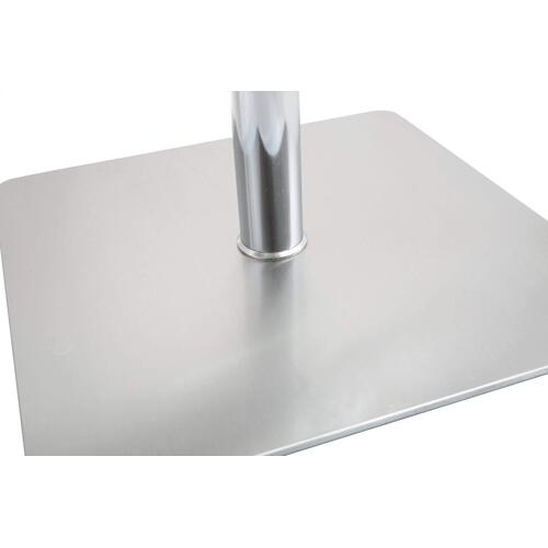 Tov Furniture - Seville Light Grey Steel Barstool