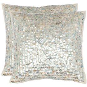 Dialia Pillow - Silver