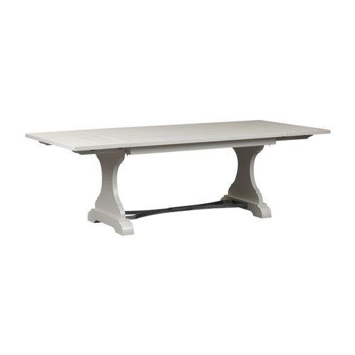 Liberty Furniture Industries - Opt 6 Piece Trestle Table Set