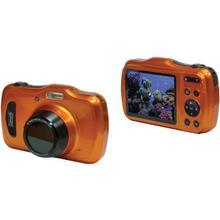20.0-Megapixel Xtreme4 HD Video Waterproof Digital Camera (Orange)