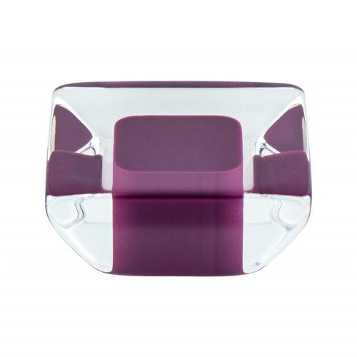 Core Acrylic Violet Knob